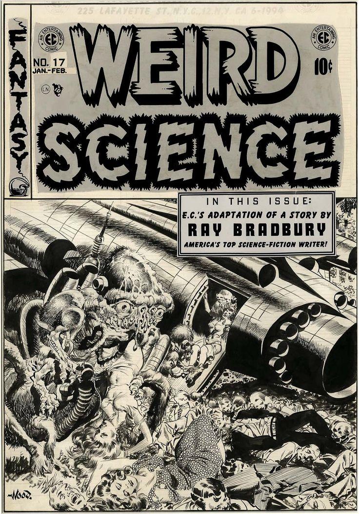 Wally Wood Weird Science Fantasy
