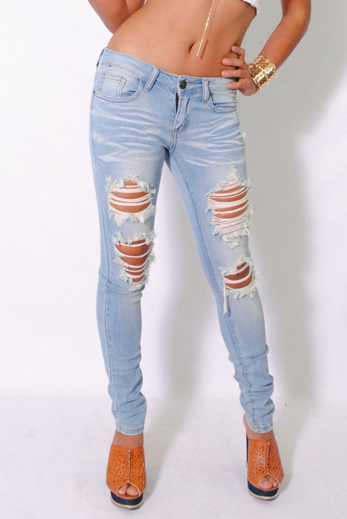 Denims: a collection of ideas to try about Other | Women's jeans ...