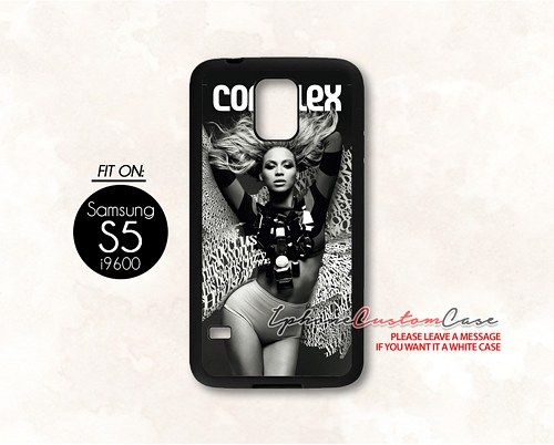 beyonce complex for Samsung S5 Black case