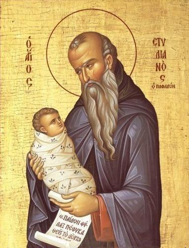 **** Acatistul Cuviosului Părintelui nostru Stelian(Ocrotitorul pruncilor (copiilor))(26/9 noiembrie/decembrie)