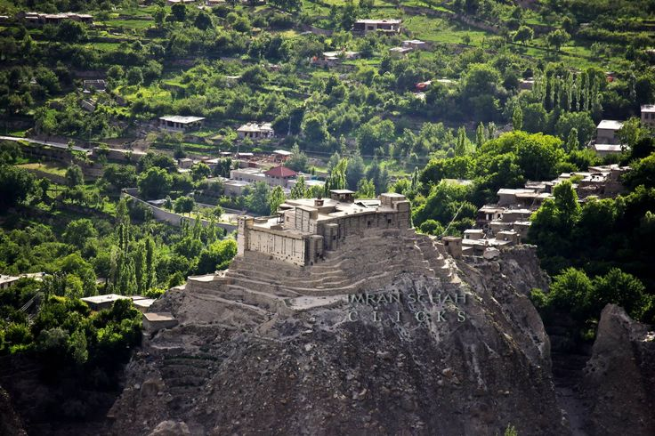 Baltit Fort, Karimabad, Hunza, Pakistan ..  Email: imranthetrekker@yahoo.com  Cell # +92 346 9895720 Travel Photography of Pakistan  http://www.flickr.com/photos/imranthetrekker #Pakistan #TrekkingInPakistan #TerichmirTravel #ImranSchah  #Karakorum #Hunza #Karimabad #BaltitFort