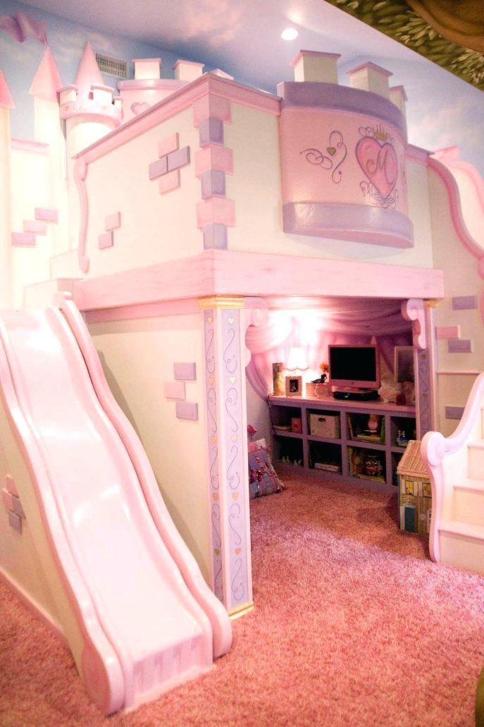 Princess Bed Zimmer Zu Gehen Kinderhochbett