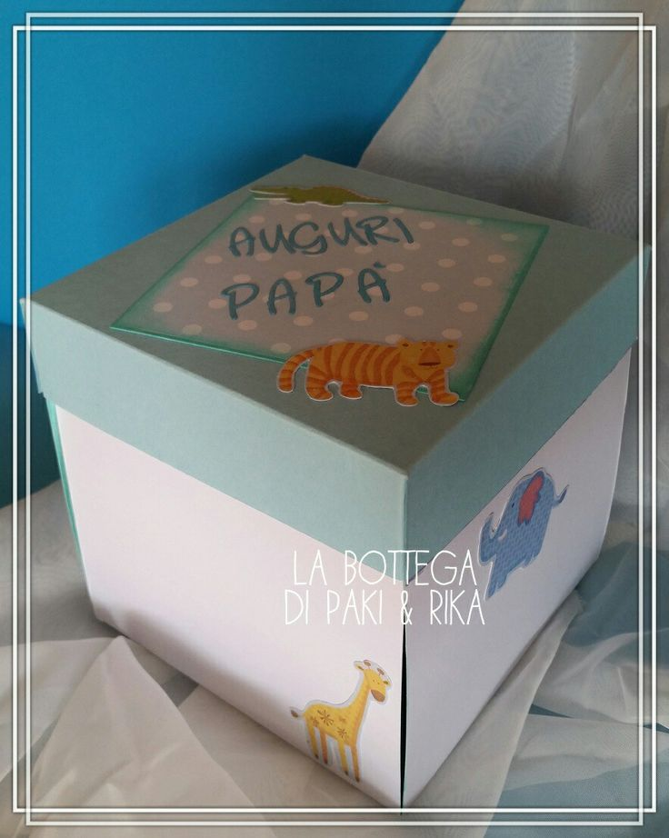 #explosionbox#ilpiccoloprincipe#festadelpapà