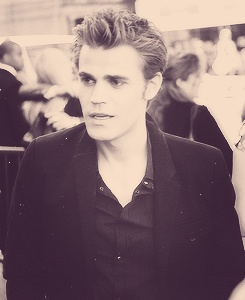 Paul Wesley  (source: http://thesaviours.tumblr.com/)