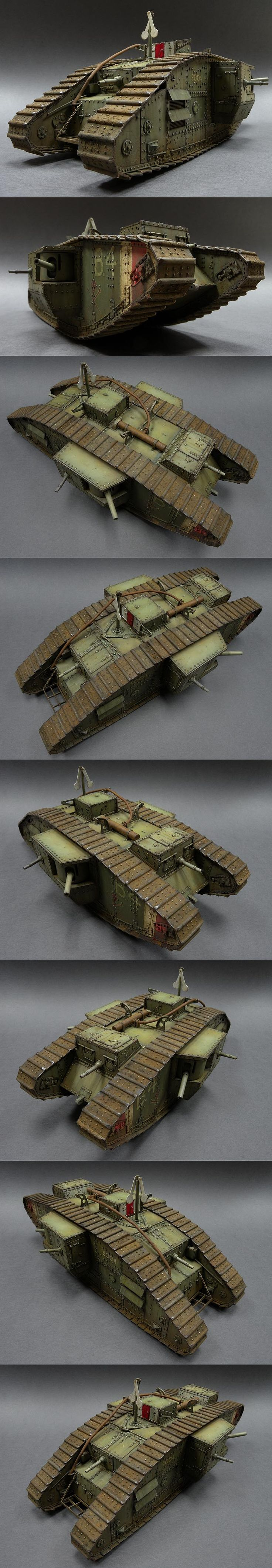 124 best Early tanks images on Pinterest