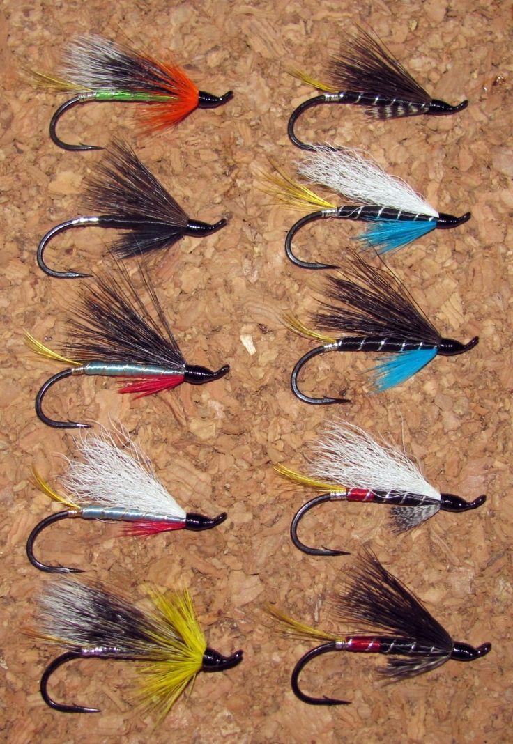 Top 10 Newfoundland Salmon Flies -