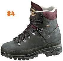 Специализированная зимняя походная обувь