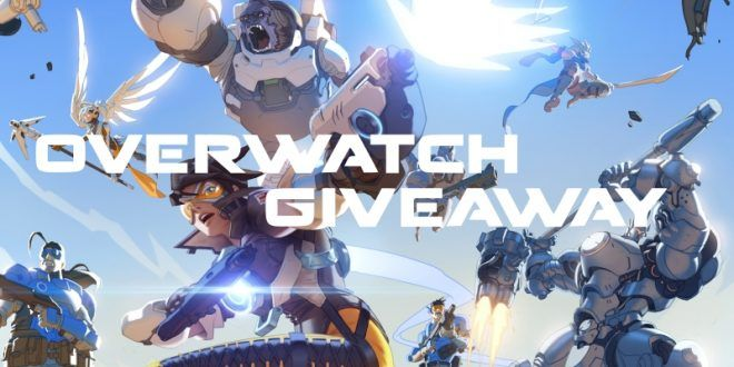 Winners of the Overwatch giveaway  Patrick Morgan – 1 copy Overwatch Jessica Norton – 1 copy Overwatch Guille Reyes – 1 copy Overwatch