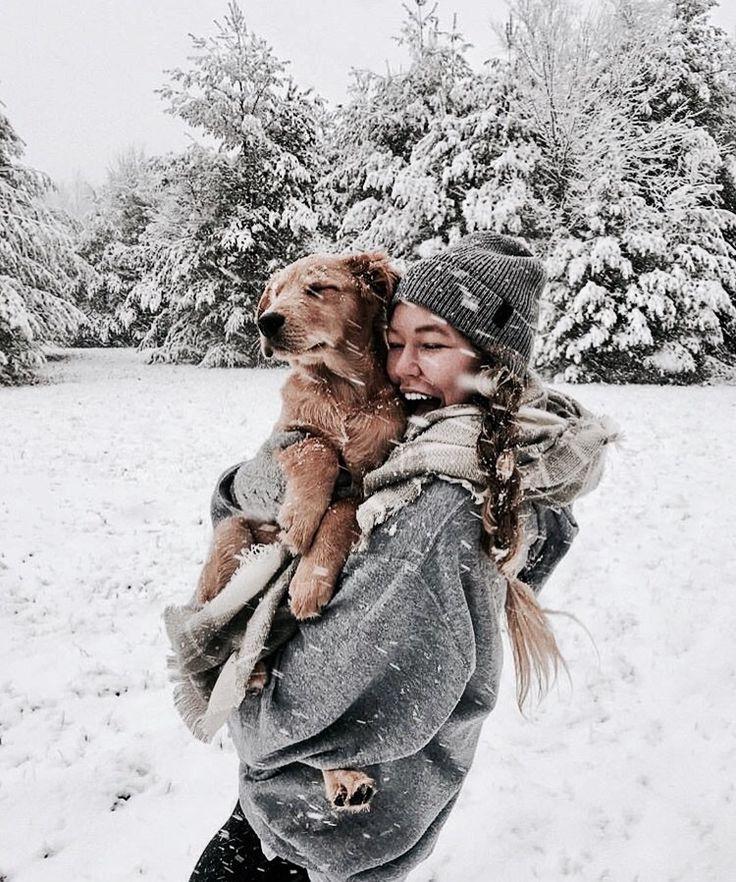 Winter Wonderland with your bestie = PURE JOY!