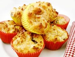 Apple Muffin Recipe - Lunch box