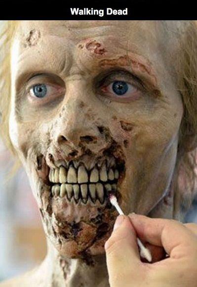 Galería: 14 Trabajos de maquillajes hechos por verdaderos profesionales del terror