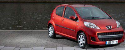 Peugeot 107 nach 2 Monaten