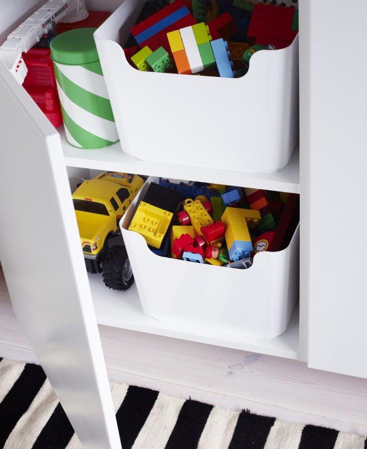 Køkkenskabe på børneværelset - Boligcious Kids