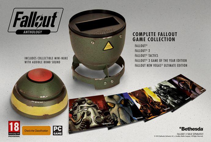 Fallout Anthology - EB Games Australia