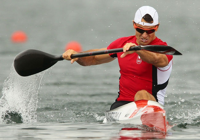 Adam van Koeverden wins silver medal in kayaking | London 2012 Team Canada | London 2012 | Toronto Sun