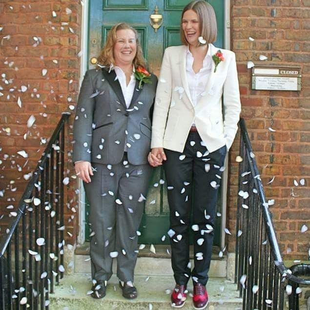 1736 Best Lesbian Wedding Ideas Images On Pinterest