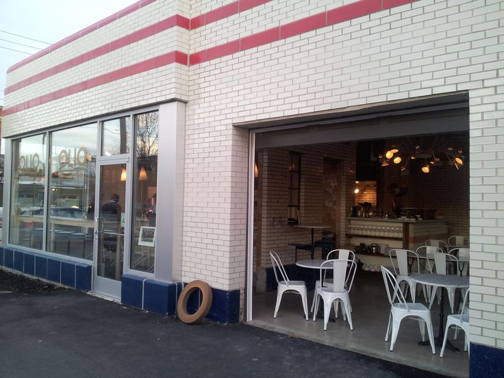 old gas stations   Old Gas Stations Are Being Turned Into Hip Restaurants Around The ...