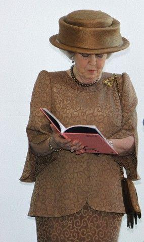 Queen Beatrix, March 29, 2011