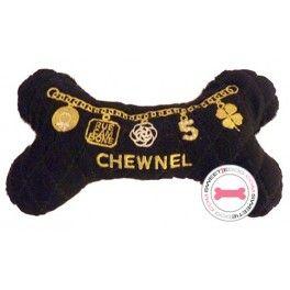 Jouet Noël chien - jouet Os Chewnel - www.sweetiedog.com