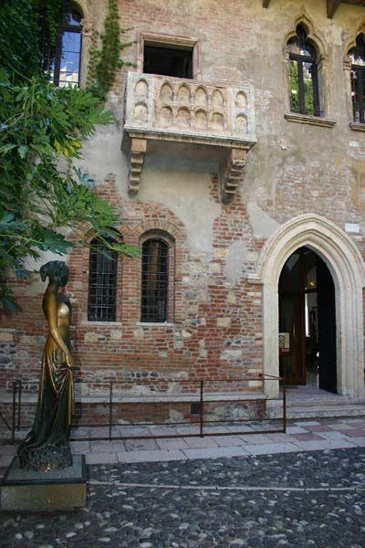 Casa di Giulietta - Verona - Itália