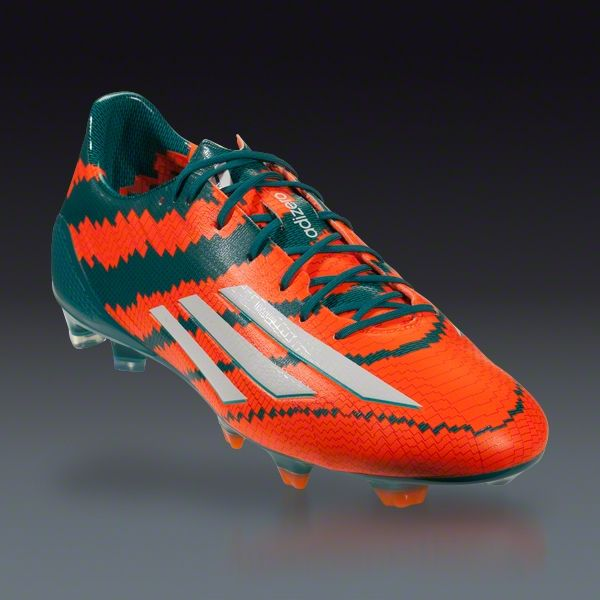 e67936b1171 Adidas Unique Taste f50 Adizero Trx Fg Messi Vii Soccer Cleats Men Yellow  White Green Running