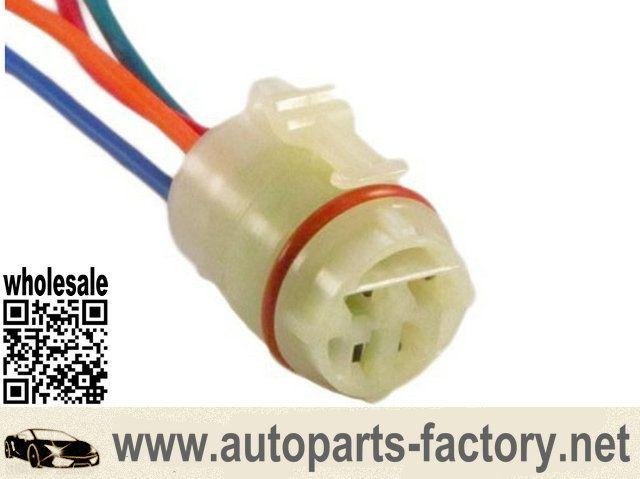 wholesale GM Hitachi Alternator Repair Connector 4 pin female socket wiring harness