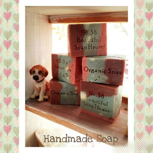 100%natural & organic soap...