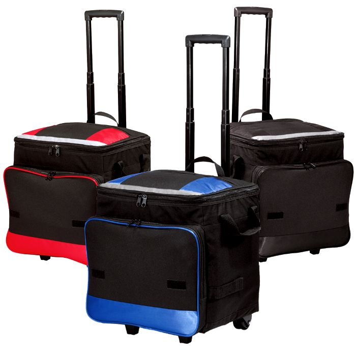 48 Can Capacity Collapsible Wheeled Cooler Bag Cooler
