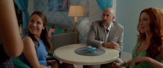 Sin Rostro Weighs In On That Major 'Jane The Virgin' Reveal