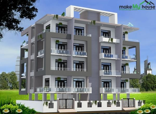 Apartment Designed By MMH Experts