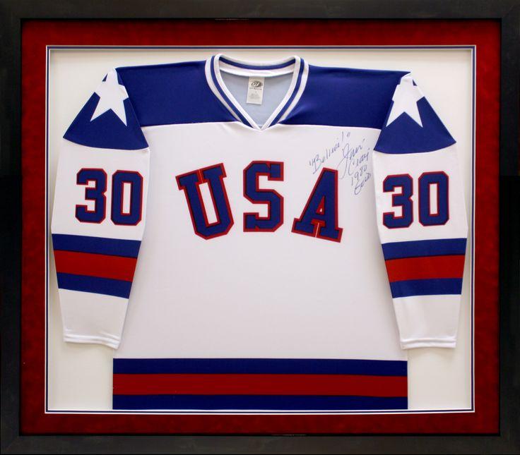The 20 best Framed Hockey Jerseys images on Pinterest | Art frames ...