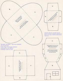 Else's Bellas Artes: Free Mini Envelope Templates