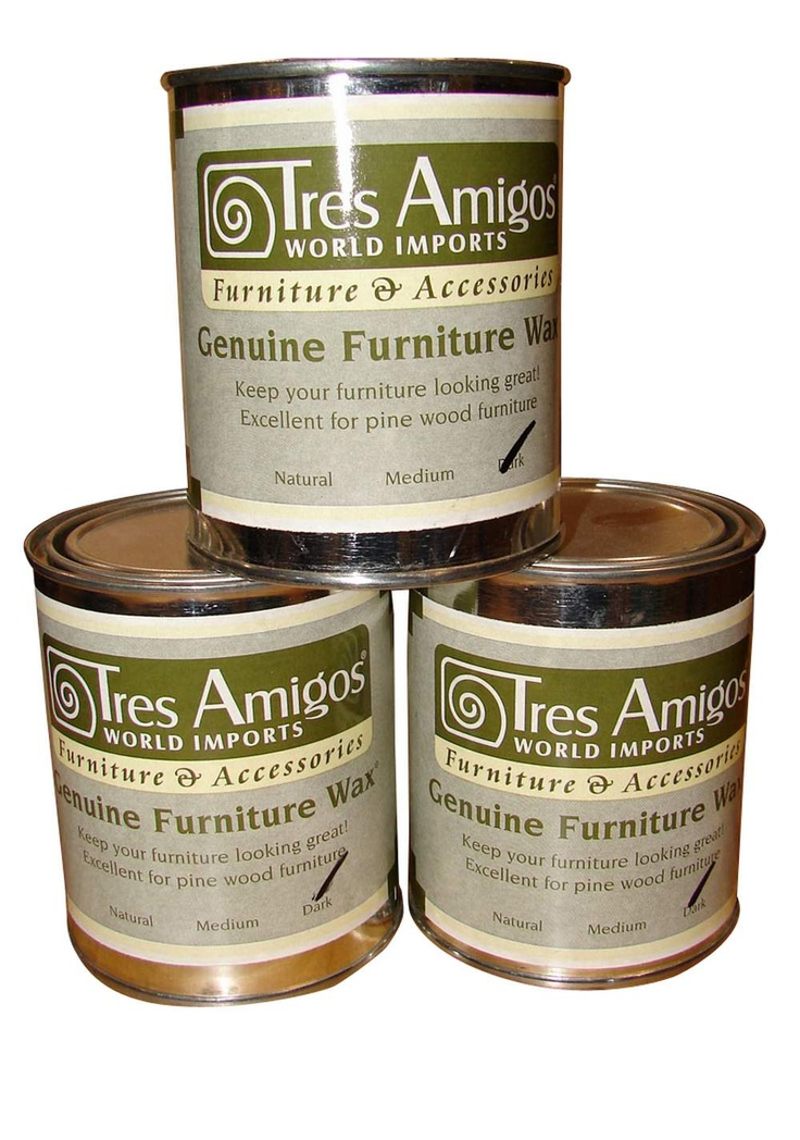 Tres Amigos Furniture Wax Furniture Care Excellent