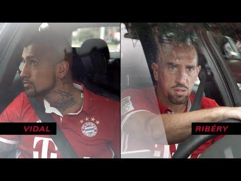 I miei sono Ribery e Thiago del #FCBayern. Quali sono i vostri #PickingTeam? cercali con #Audi -