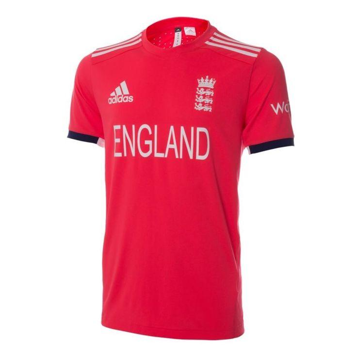 Adidas 2016 England Cricket T20 Replica Cricket Shirt - Shock Red - Medium https://twitter.com/gmingsefefmn/status/903139976413495296