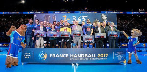 Handball WM 2017 Frankreich: Die SPORT4FINAL Favoriten der Weltmeisterschaft. Handball WM 2017 Frankreich: Nach der Fußball-EURO 2016 steht in F ...