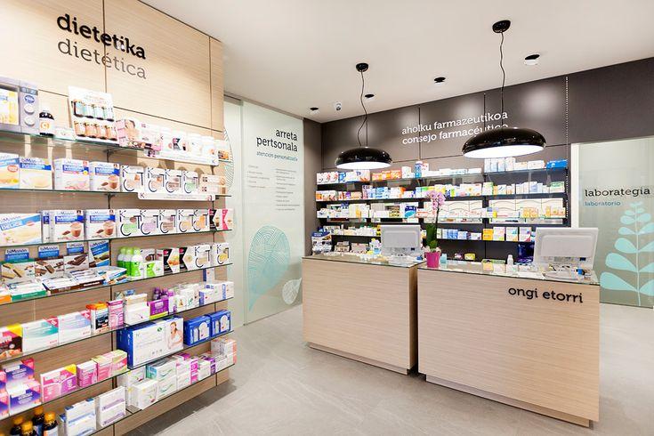 Farmacia Cristina Lachiondo, Mungia - Enrique Polo Estudio