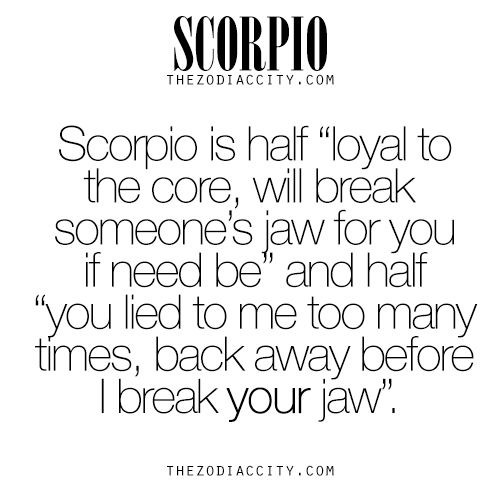 ZODIAC SCORPIO FUN FACTS | THEZODIACCITY.COMSee more about your zodiac sign here.