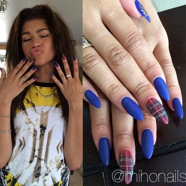 mihonails: Thank you Zendaya