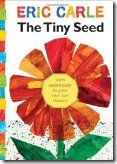The tiny seed with activities...Ideas, Reading, Gardens Tools, Life Cycling, Plants, Tiny Seeds, Kids, Children Book, Eric Carle