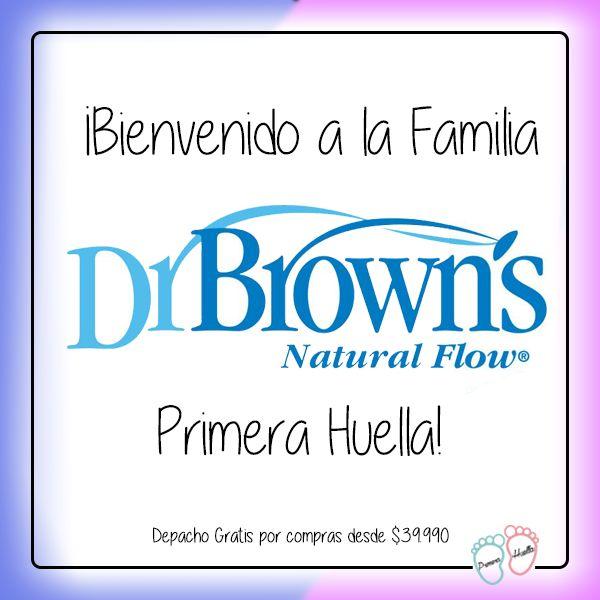 Porque siempre es bueno tener un Doctor cerca cuando se tienen bebés, hoy le damos la bienvenida oficial a Dr. Brown con estas increíbles promociones http://www.primerahuella.cl/search/dr%20brown