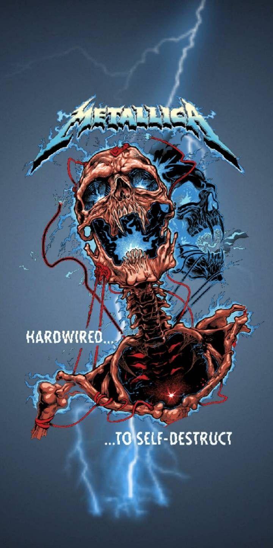 Pin by Mohd Iskandar Dzulkurnain on METALLICA | Metallica, Metallica logo,  Metallica art