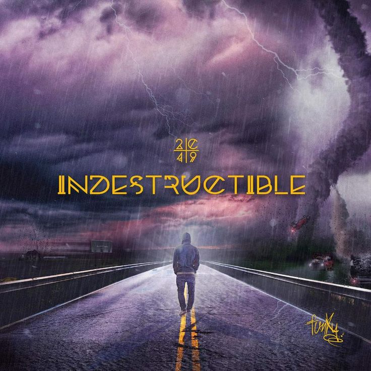 Funky - Indestructible (2015) Nuevo Album