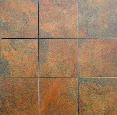 imitation stone tile interlocking tiles for outdoor patios easy to cover an existing concrete - Concrete Tile Garden Decor