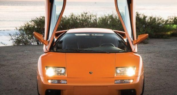 2001 Lamborghini Diablo   Diablo VT 6.0