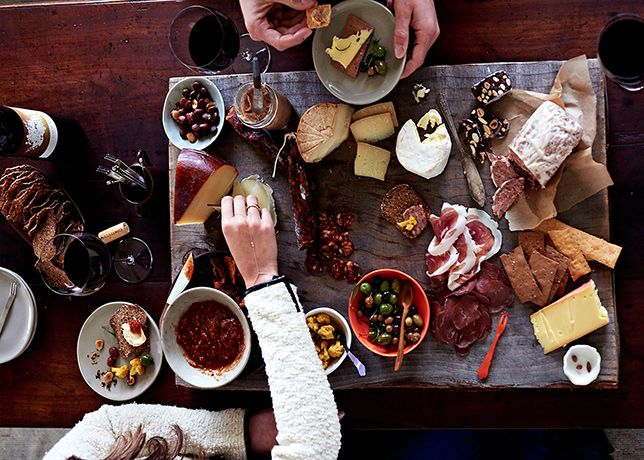 From paté to sopressata, here's how to build the perfect charcuterie board for…