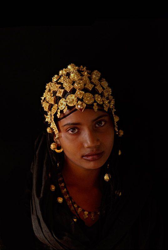 Africa | Tuareg woman in Timbuktu, Mali | © Patrick de Wilde