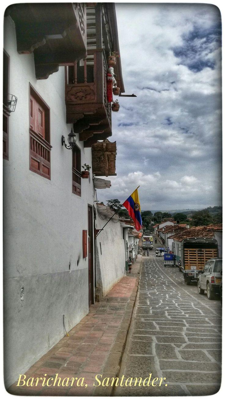 ¡Santander histórico y amañador! #Barichara