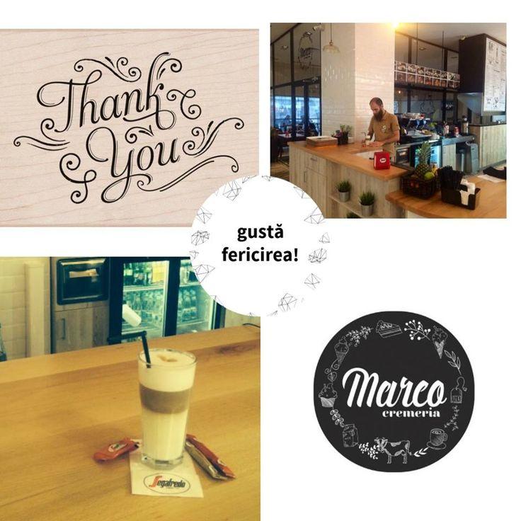 Cu ce ai compara prima gură de cafea pe care o savurezi cu ochii întredeschiși? Bună dimineața! Espressorul de la Cremeria Marco te așteaptă :) #cafea #cremeriamarco #pitesti