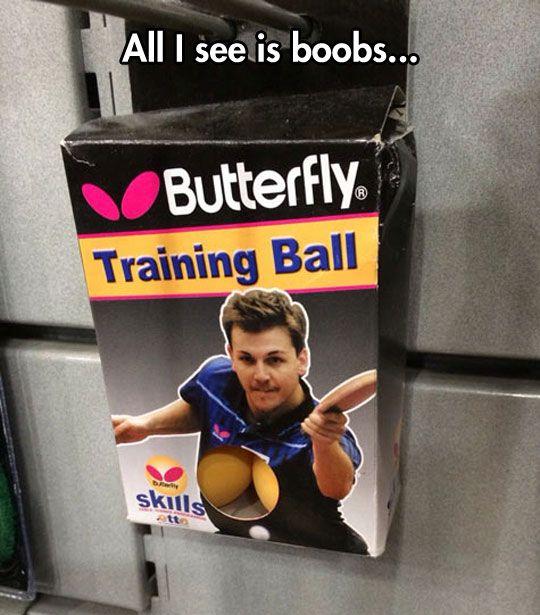 Training balls...